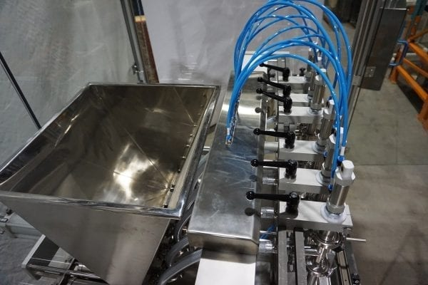 SmartFill - Remplisseuse piston