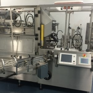 IMA Packaging Line